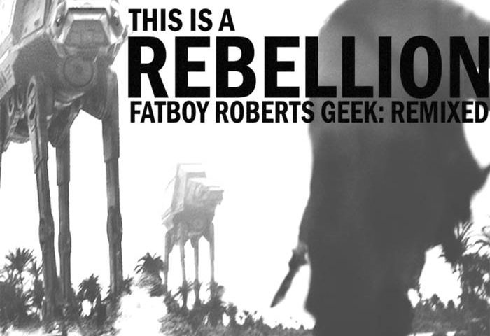 """Check Out this Rogue One-Inspired Remix """"This is a Rebellion!"""""""
