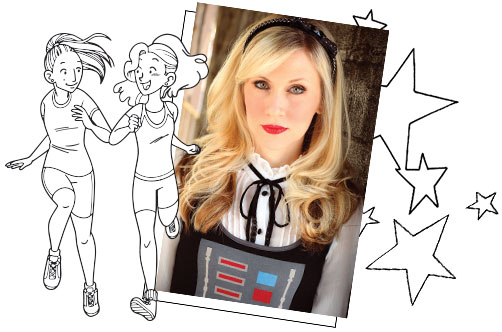 Listen to Ashley Eckstein Read the First Chapter of 'Weirdest!'