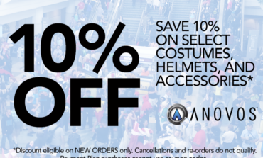 Check Out the Special Not-At-The-Con Discount from ANOVOS!