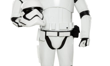 Pre-Order STAR WARS First Order Stormtrooper Premier Armor From ANOVOS