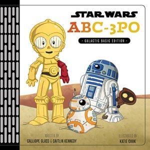 ABC-3PO Alphabet Book