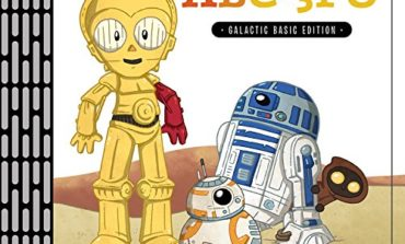 Book Review: Star Wars ABC-3PO Alphabet Book
