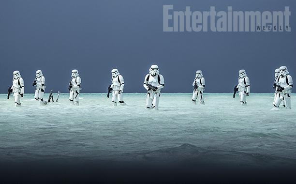 Rogue One: Gallery of All-New Images via Entertainment Weekly