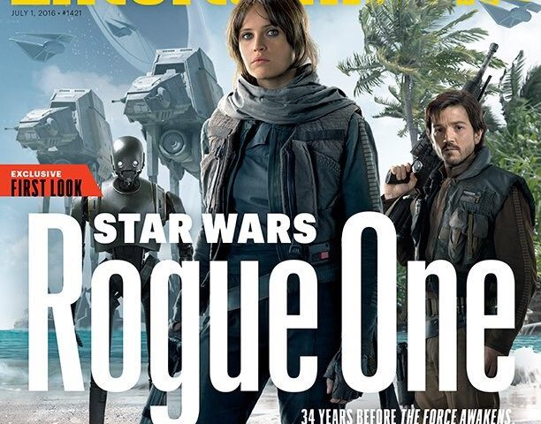 Entertainment Weekly Exclusive: Rogue One News and the Return of Darth Vader!