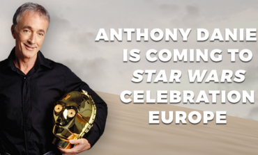 Anthony Daniels Joins Star Wars Celebration Europe!