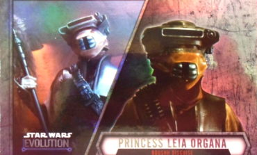 Star Wars Evolution Trading Cards - IN STORES TODAY!