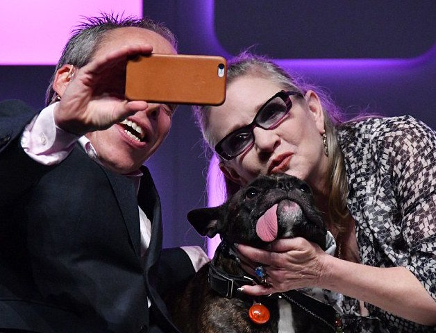 Celebration Europe: Carrie Fisher — The Princess Diaries [Full Video]