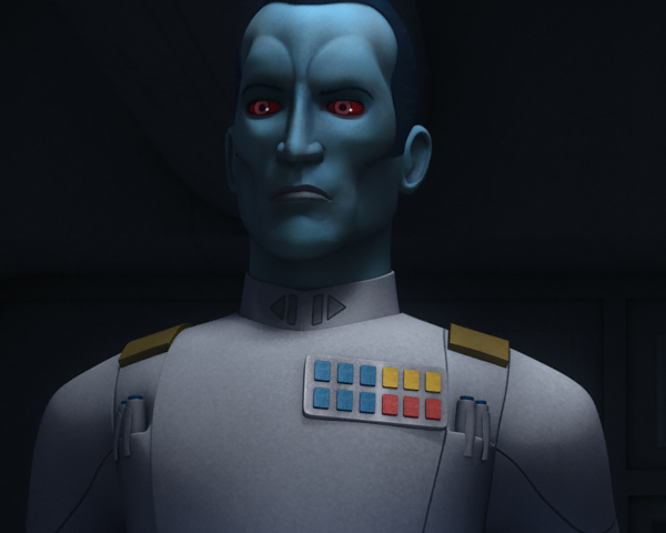 My Ambivalence to Thrawn in Rebels