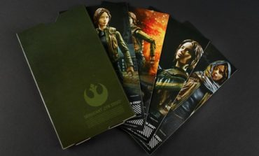 """Hasbro SDCC Exclusive   Star Wars """"Rogue One"""" Black Series Jyn Erso"""