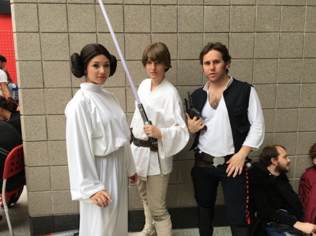 STAR WARS CELEBRATION EUROPE: DAY THREE — A Guest Blog by Walt Fishon
