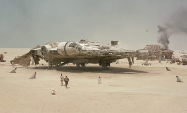 The Garbage Will Do: A Diegetic Look at the Millennium Falcon