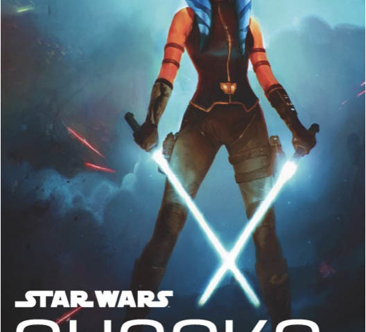 'Ahsoka' Book Tour with Audio Book Narrator Ashley Eckstein & Author E.K. Johnston