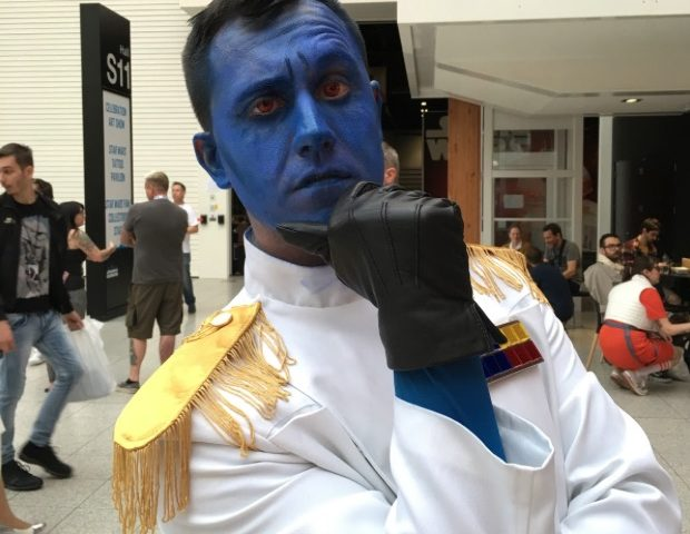 Star Wars Celebration Europe: Day Two — A Guest Blog by Walt Fishon
