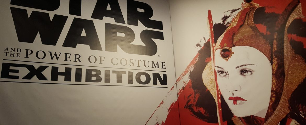 Core Worlds Couture: Star Wars and the Power of Costume Exhibition