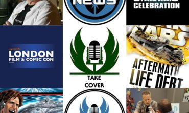 Episode 8 of Take Cover from Jedi News Network is Now Available