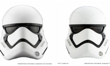First Order Stormtrooper Helmets from ANOVOS---Choose Standard or Premier!