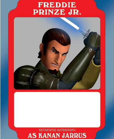 Celebrate the Premiere of Star Wars Rebels with Topps!
