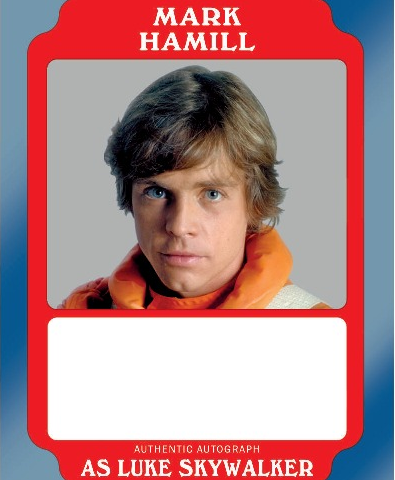 Rogue One: Mission Briefing Trading Cards from Topps