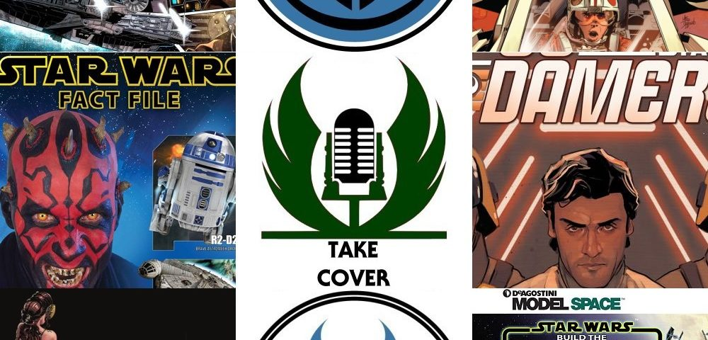 Check Out an All-New Episode of Take Cover from the Jedi News Network!