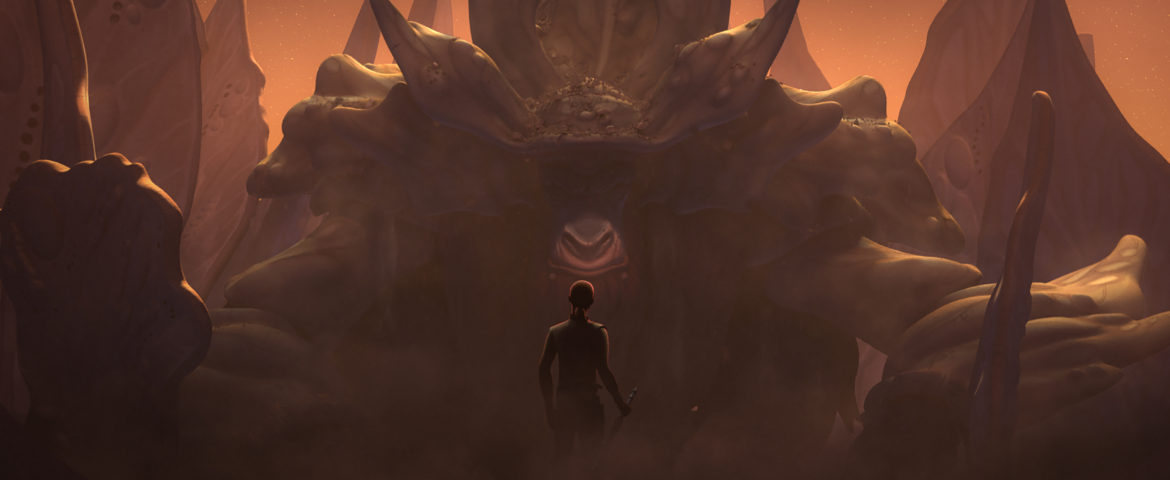 """Go Behind-the-Scenes with Star Wars Rebels: Rebels Recon """"Steps Into Shadow, Parts 1 & 2"""""""
