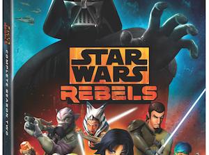 Star Wars Rebels Season 2 Blu-ray Review