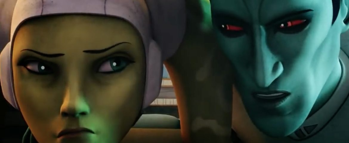 New Star Wars Rebels Season Three Promo from Disney XD [Video]