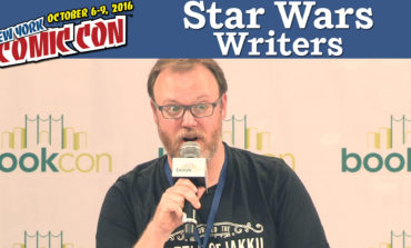 Star Wars Writers Panel from NYCC [Video]
