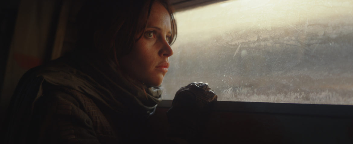 "Rogue One: A Star Wars Story ""Hope"" TV Spot [VIDEO]"