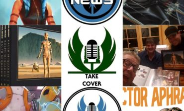 Check out Take Cover Show #10 from Jedi News Network