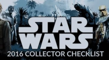 #GoRogue 2016 Collector Checklist from Hasbro