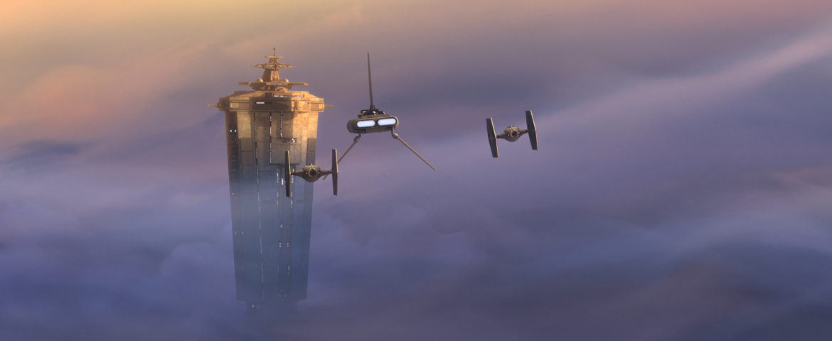 """Star Wars Rebels: Rebels Recon for """"The Antilles Extraction"""""""