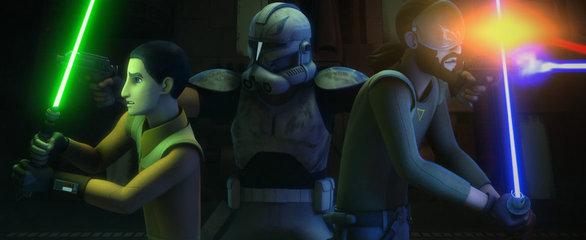 Revenge of the Droid Army In The Next Episode Of Star Wars Rebels