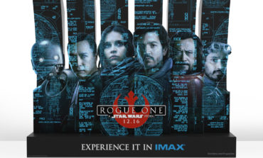 Join the Rebellion: Announcing the 'Rogue One' IMAX Sweepstakes!