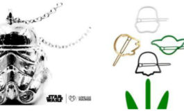 Core Worlds Couture: Love and Madness Star Wars Doorknocker Necklace and Hair Clips Reviews