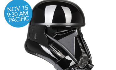 ROGUE ONE: A STAR WARS STORY Death Trooper Helmet Launch Details From ANOVOS