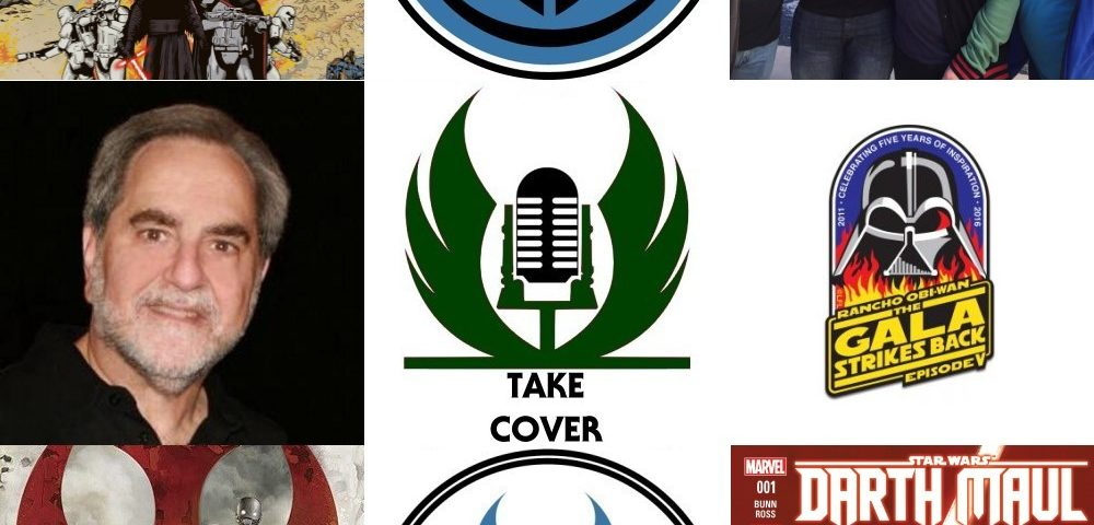 Jedi News Network: Take Cover Episode 11 is Here!