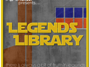 Legends Library: New Jedi Order Part 3