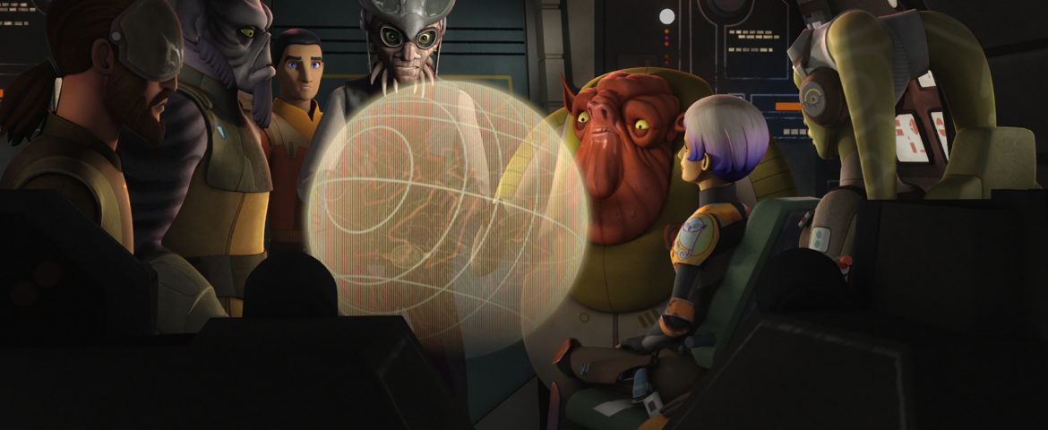 """Star Wars Rebels: New Video and Images Available for """"The Wynkahthu Job"""""""