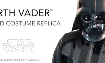 NOW SHIPPING from ANOVOS: Darth Vader Costume Accessories; Pre-Orders for Classic and First Order Troopers