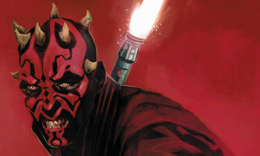 The Sith Are Unleashed This February in STAR WARS: DARTH MAUL #1!