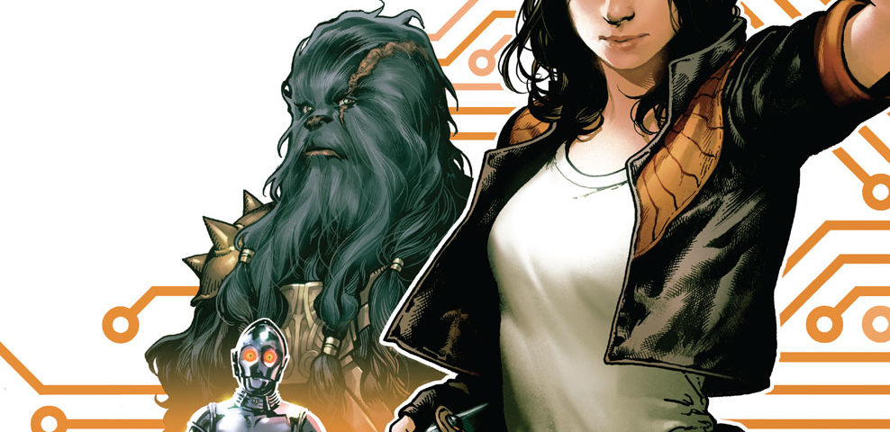 STAR WARS: DOCTOR APHRA #1 Brings the Hit Character to Comic Shops in December!