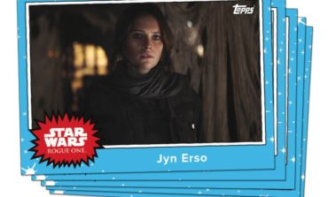 'Rogue One' Mission Briefing Monday Week 2 Cards Available Now From Topps