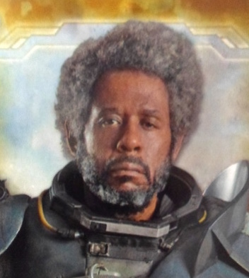 Topps Signs Rogue One's Forest Whitaker to Trading Card Deal