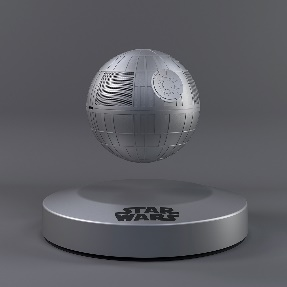 Official Star Wars Death Star Levitating Bluetooth Speaker Available Now