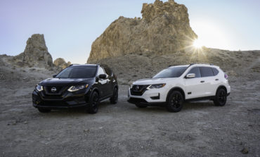 Announcing the 2017 Nissan Rogue: Rogue One Star Wars Limited Edition!
