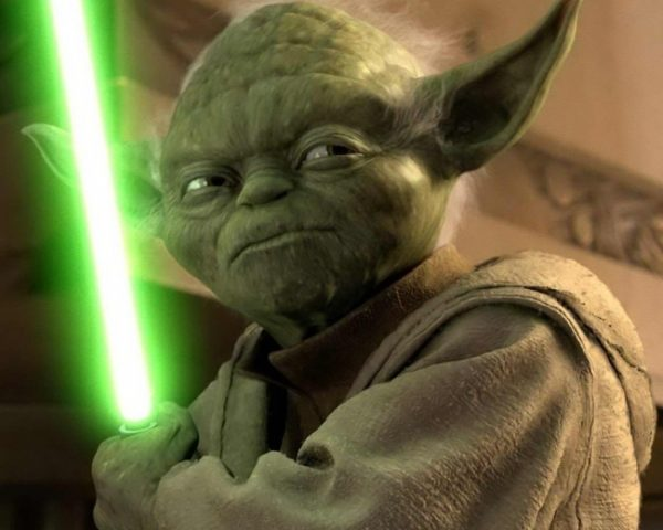 Yoda and the March of Time
