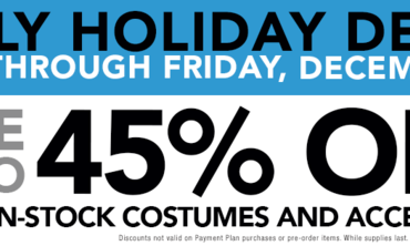 Save Up To 45% Off on Costumes and Accessories at ANOVOS!
