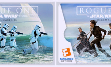 Enter to Win 'Rogue One: A Star Wars Story' Gift Cards from Fandango!