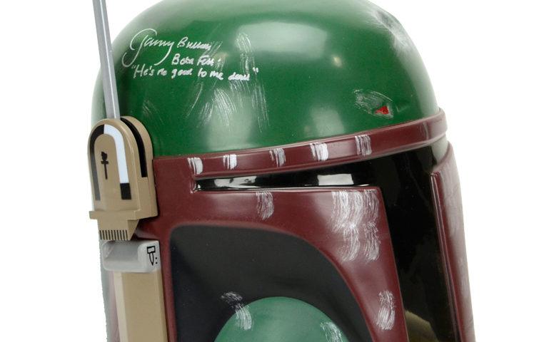 Celebrity Authentics Star Wars Auction is Now Underway!
