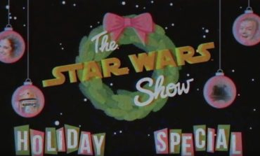 The Star Wars Show Holiday Special! [Video]